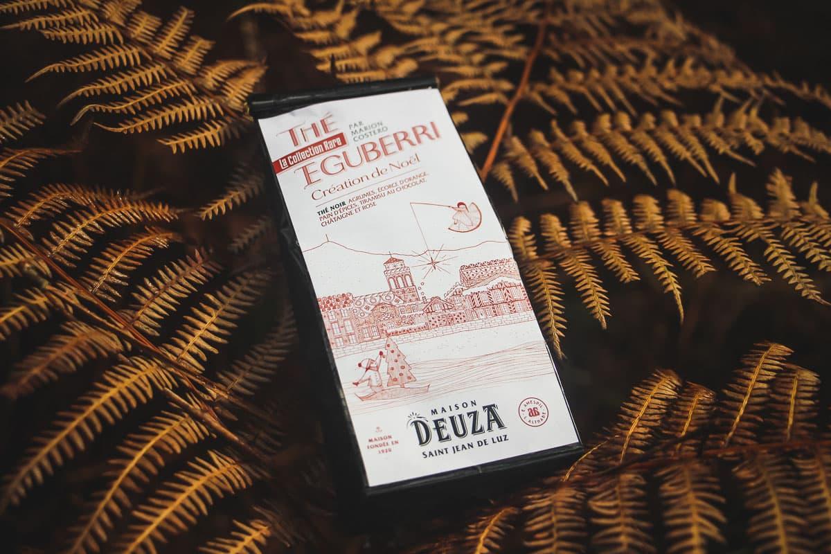thé maison deuza saint jean de luz pays basque landes patisserie café