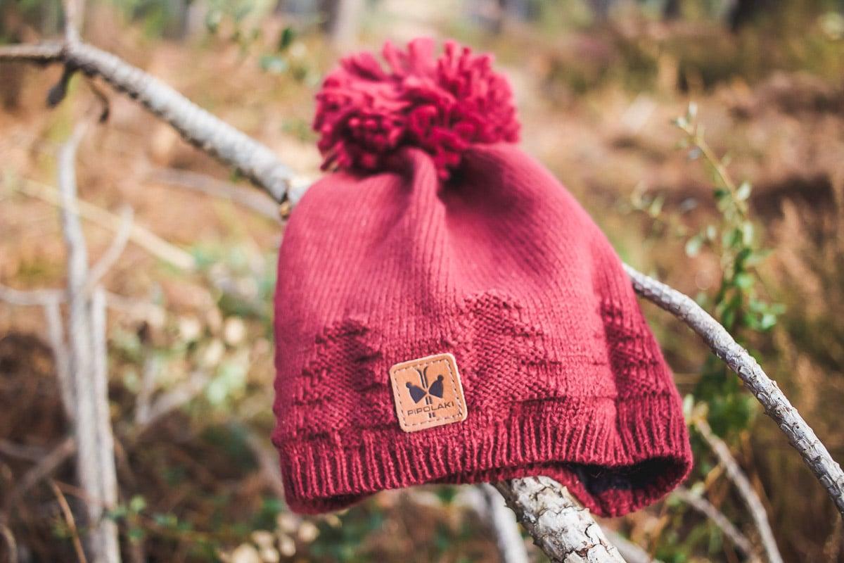 bonnet pipolaki ski sport fashion accessoire froid landes pays basque stations