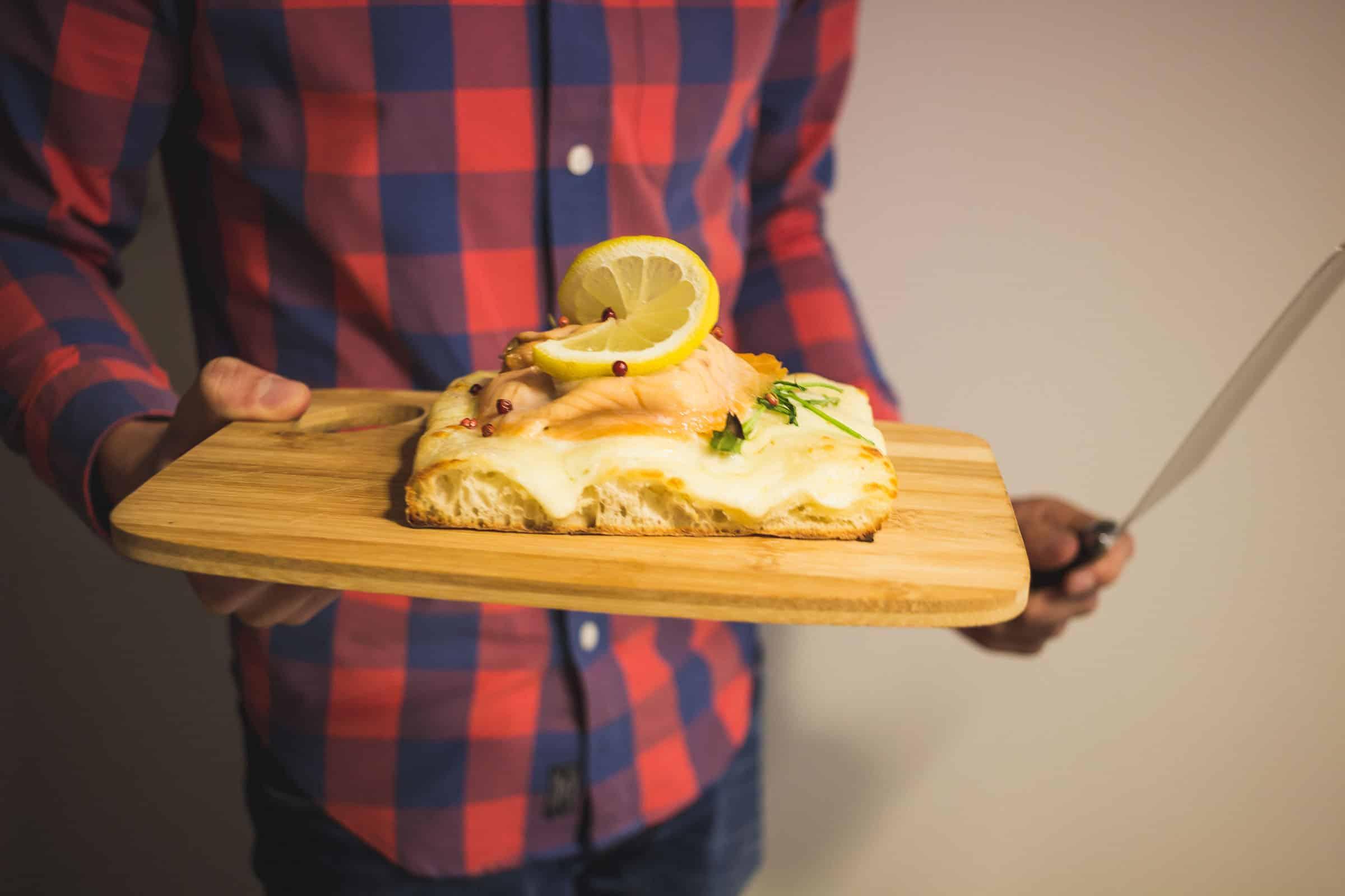 Agusta : pizza à la part à Bayonne
