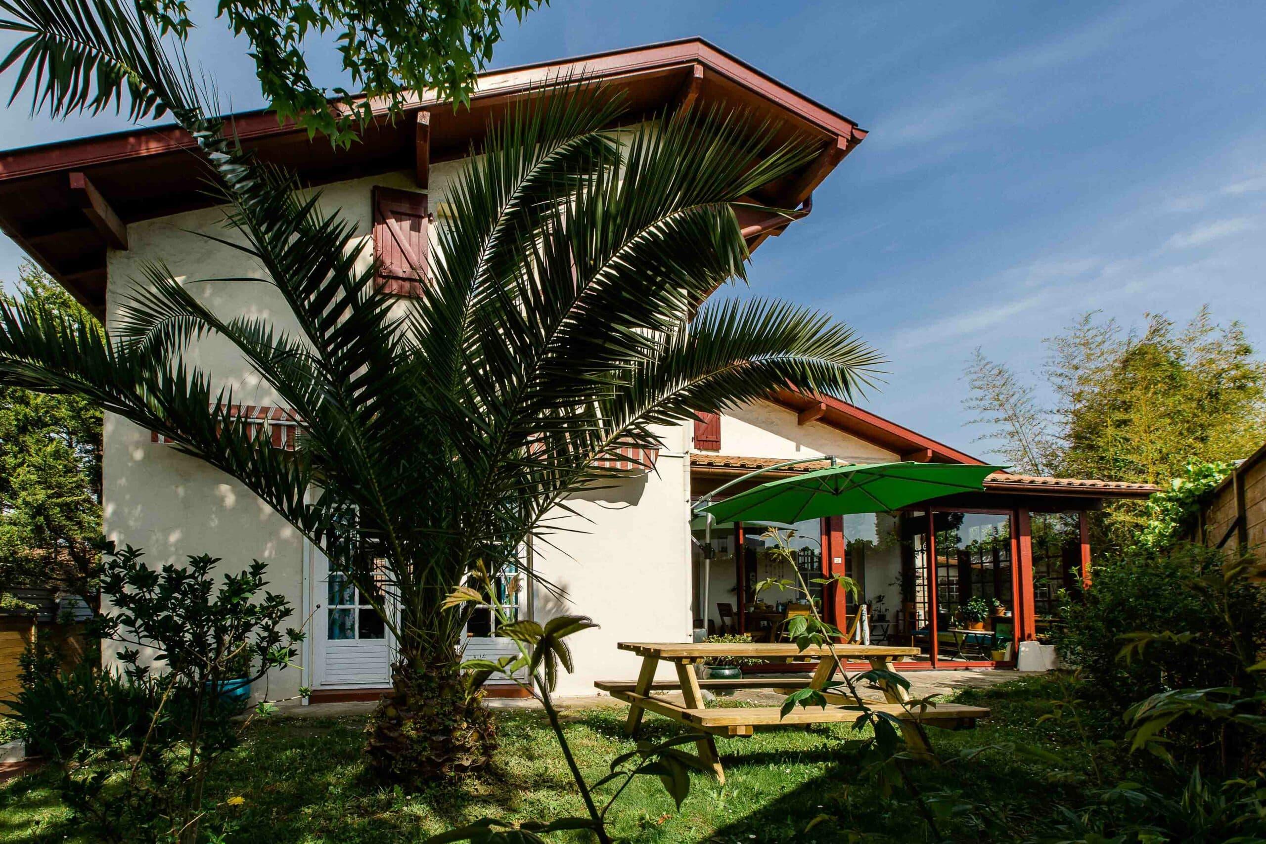 logement en guesthouse à la NamiHouse à Anglet au Pays basque