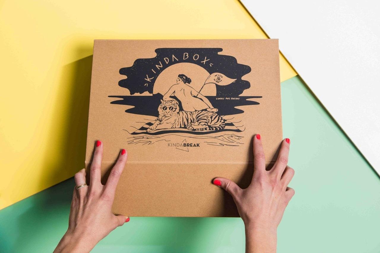 Kinda Box Été 2018 : en vente le 12 juin