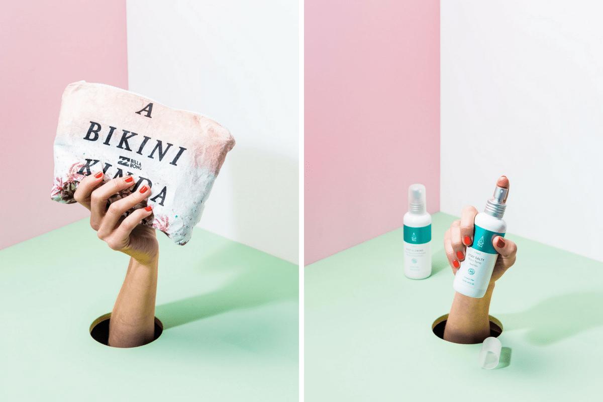 Kinda Box été 2018 landes pays basque produits créateurs cadeau surprises