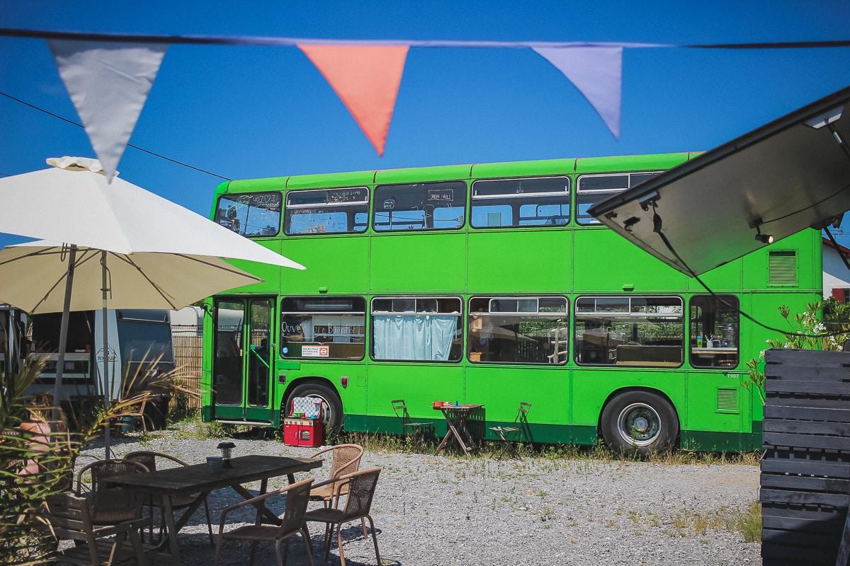 Nomad's Land à Bidart et Guéthary, le village de food trucks pour se restaurer au Pays basque