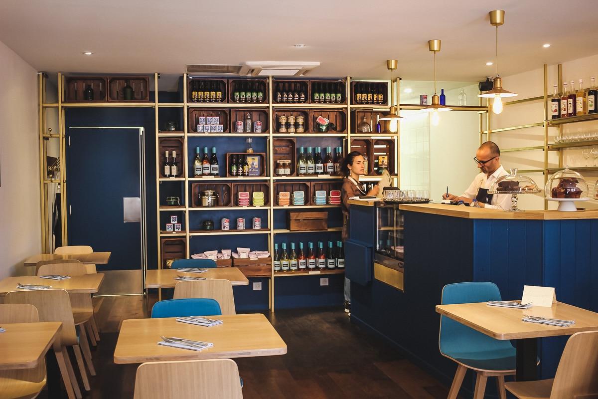 Restaurant le Garde Manger à Bayonne pour un brunch
