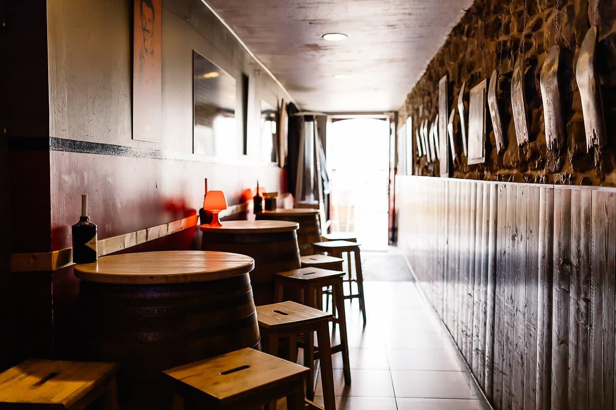 Bar Kubata à Bayonne, spécialiste des mojitos au pays basque