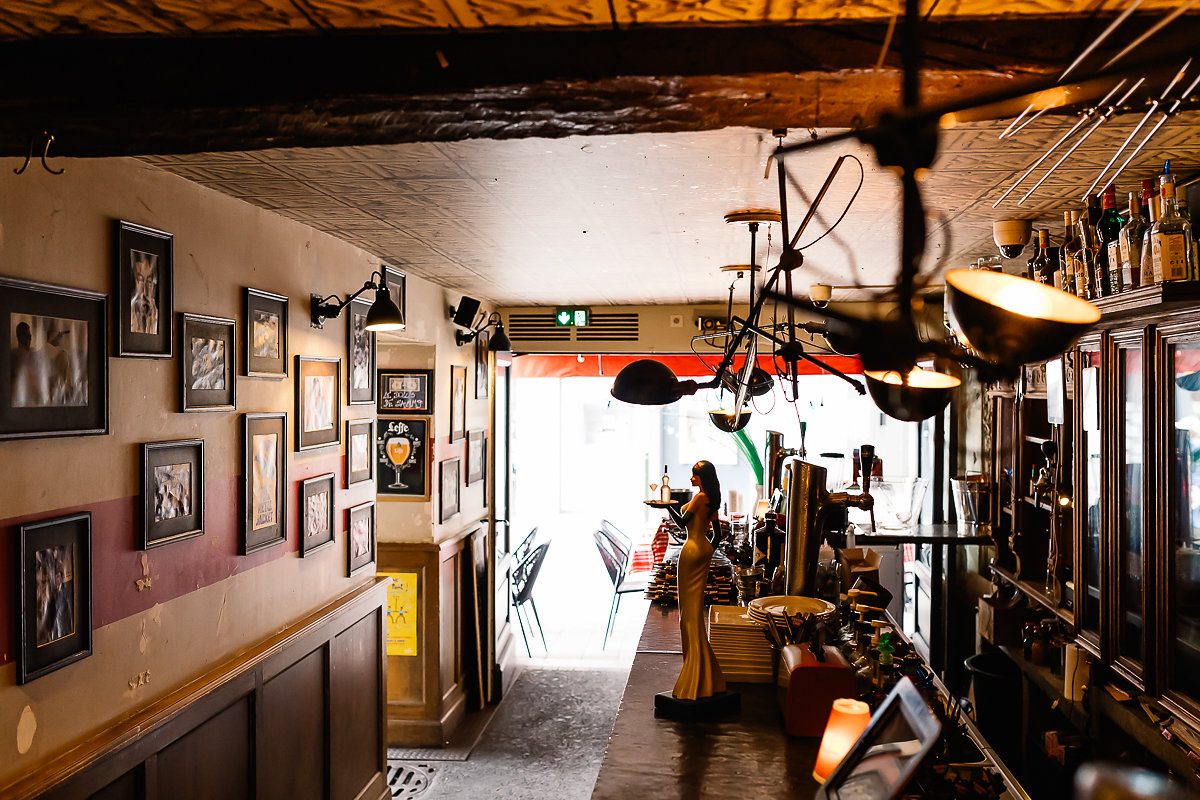 Bar le Xurasko à Bayonne au Pays basque