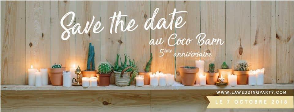 Wedding party le dimanche 7 octobre 2018 à Angresse dans les Landes : salon du mariage