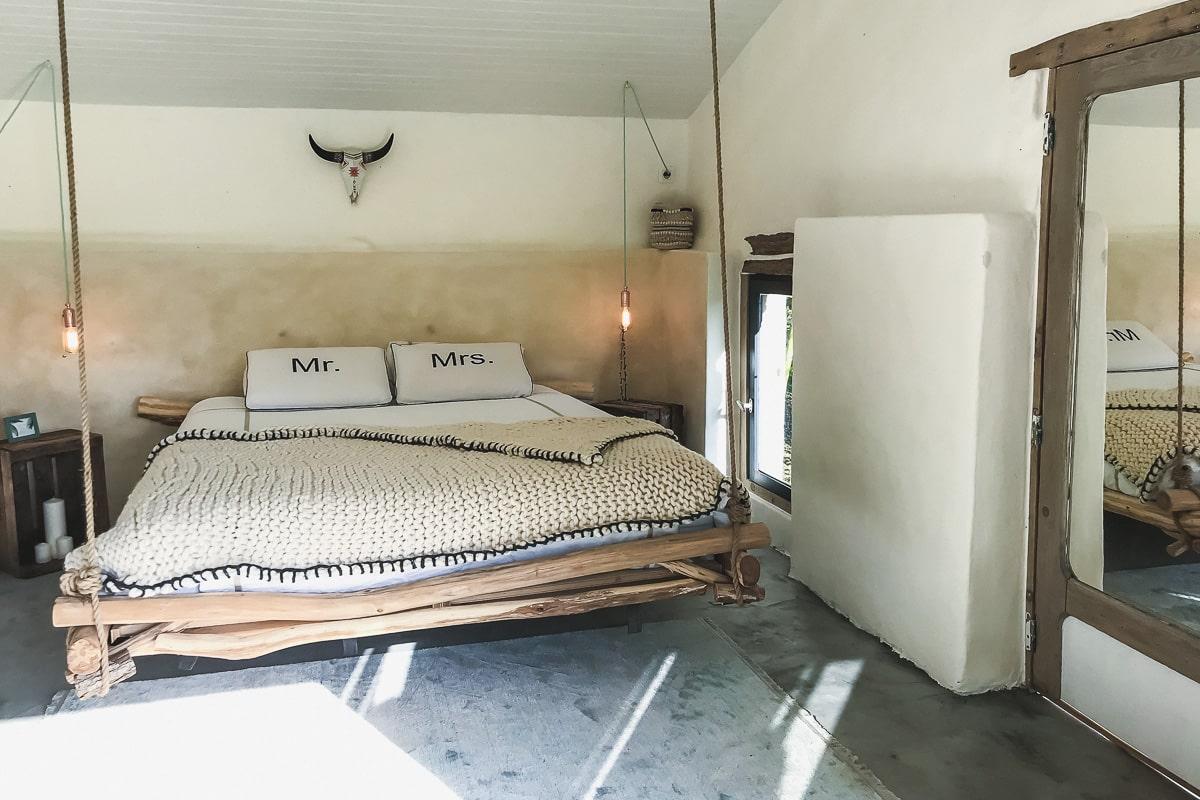 Coco Barn Wood Lodge à Angresse dans les Landes