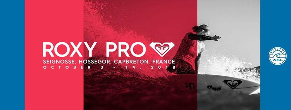 Roxy Fitness yoga à Hossegor en octobre 2018 pour le Roxy Pro France