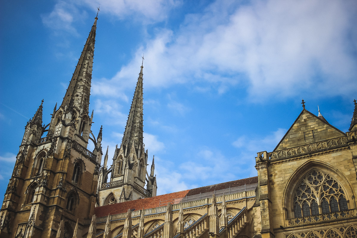 Visite guidée à Bayonne : la cathédrale et le cloitre Sainte-Marie