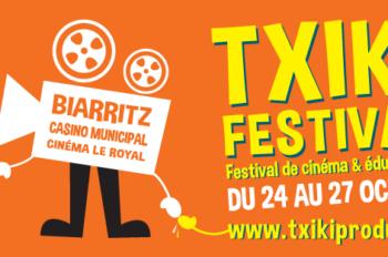 Txiki Festival à Biarritz du 24 au 27 octobre 2018