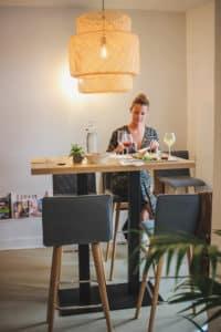 Restaurant Chez Scott à Biarritz, 6 rue Jean Bart, cuisine du chef Scott Serrato