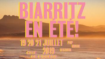 Festival Biarritz en été du 19 au 21 juillet 2019
