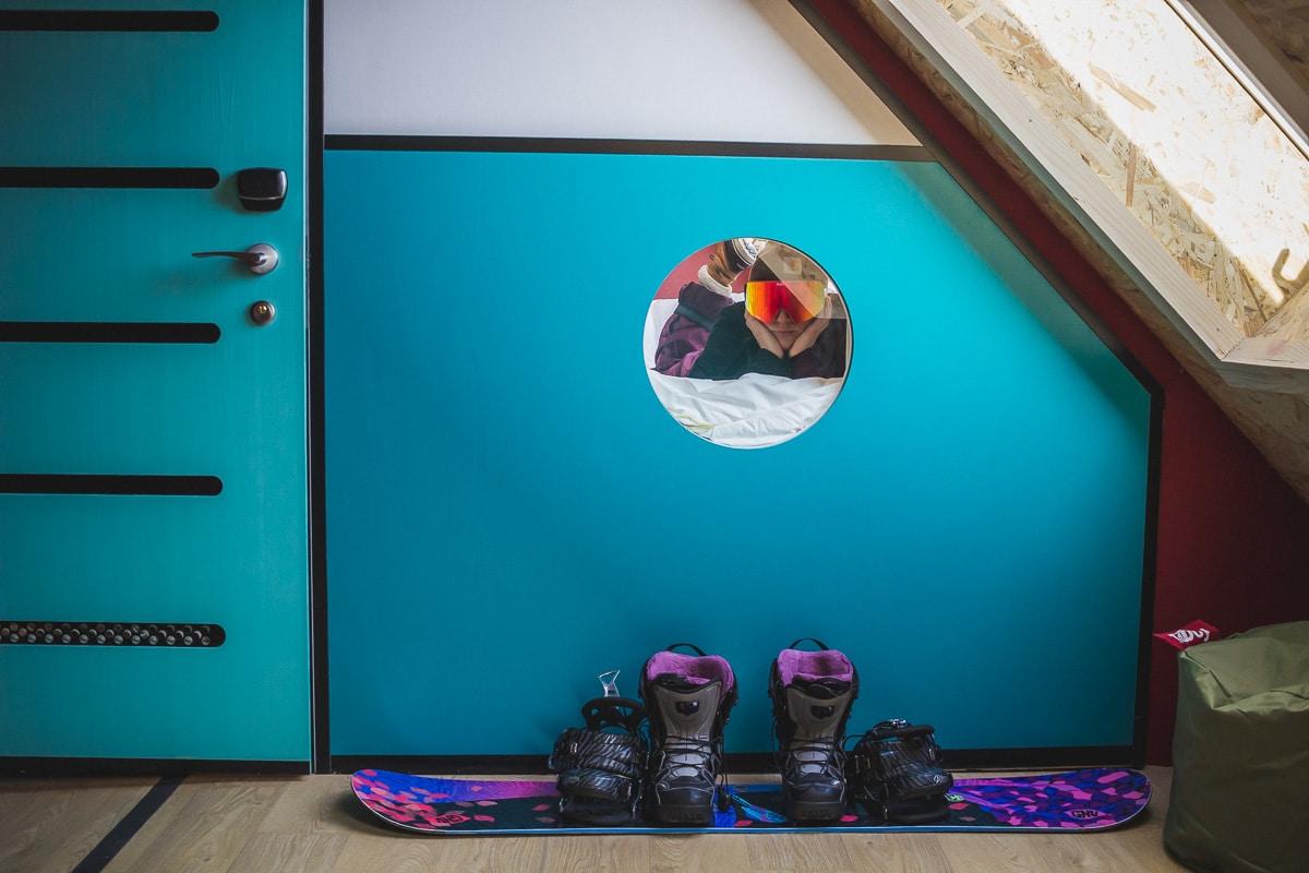 Skylodge N'Py : premier hostel des Pyrénées à Piau Engaly