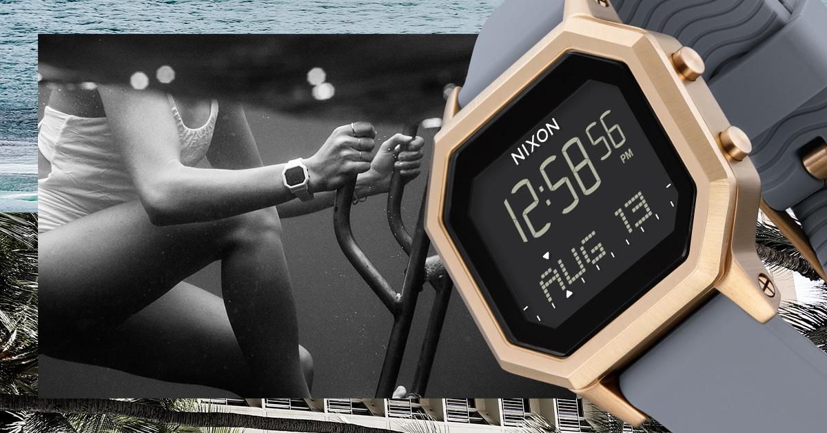 Nouvelle édition de la montre Siren de Nixon