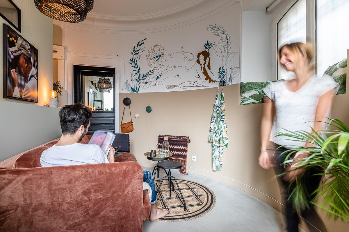 Carlton Beach : studio à louer à Biarritz