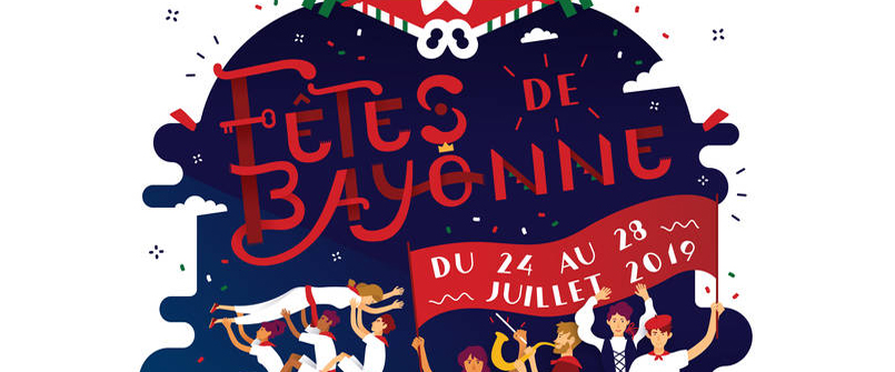Fêtes de Bayonne du 24 juillet au 28 juillet 2019