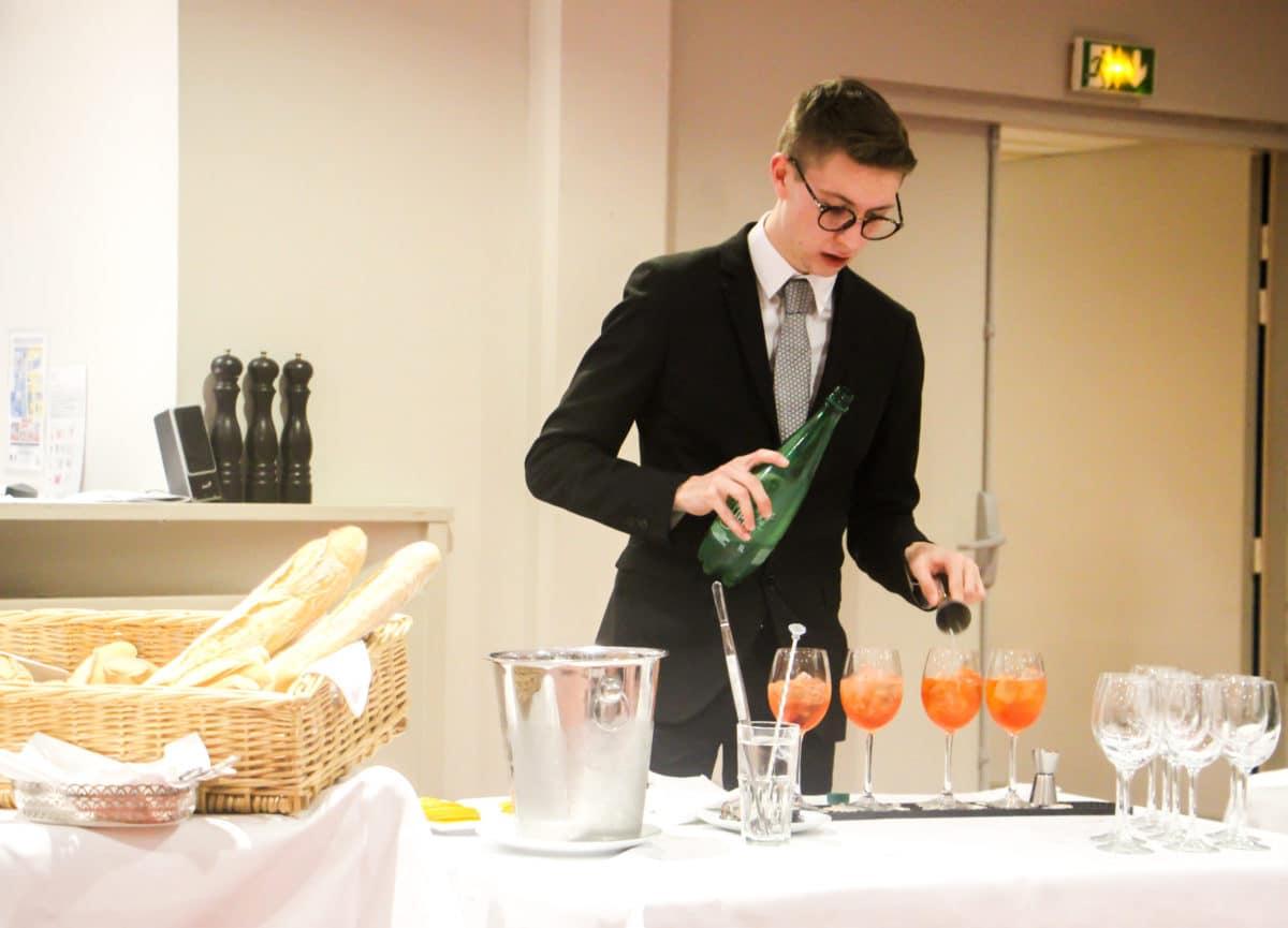 Expérience insolite : l'hôtel-restaurant du lycée hôtelier de Biarritz