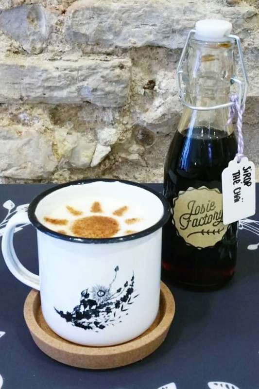 Josie Factory bayonne coffee shop pays basque