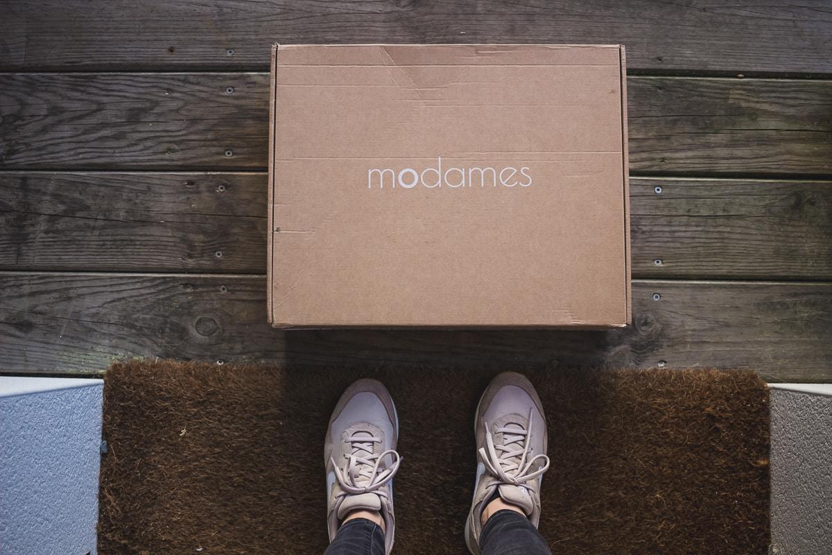Modames : service d'un Personal Shopper en livraison à domicile