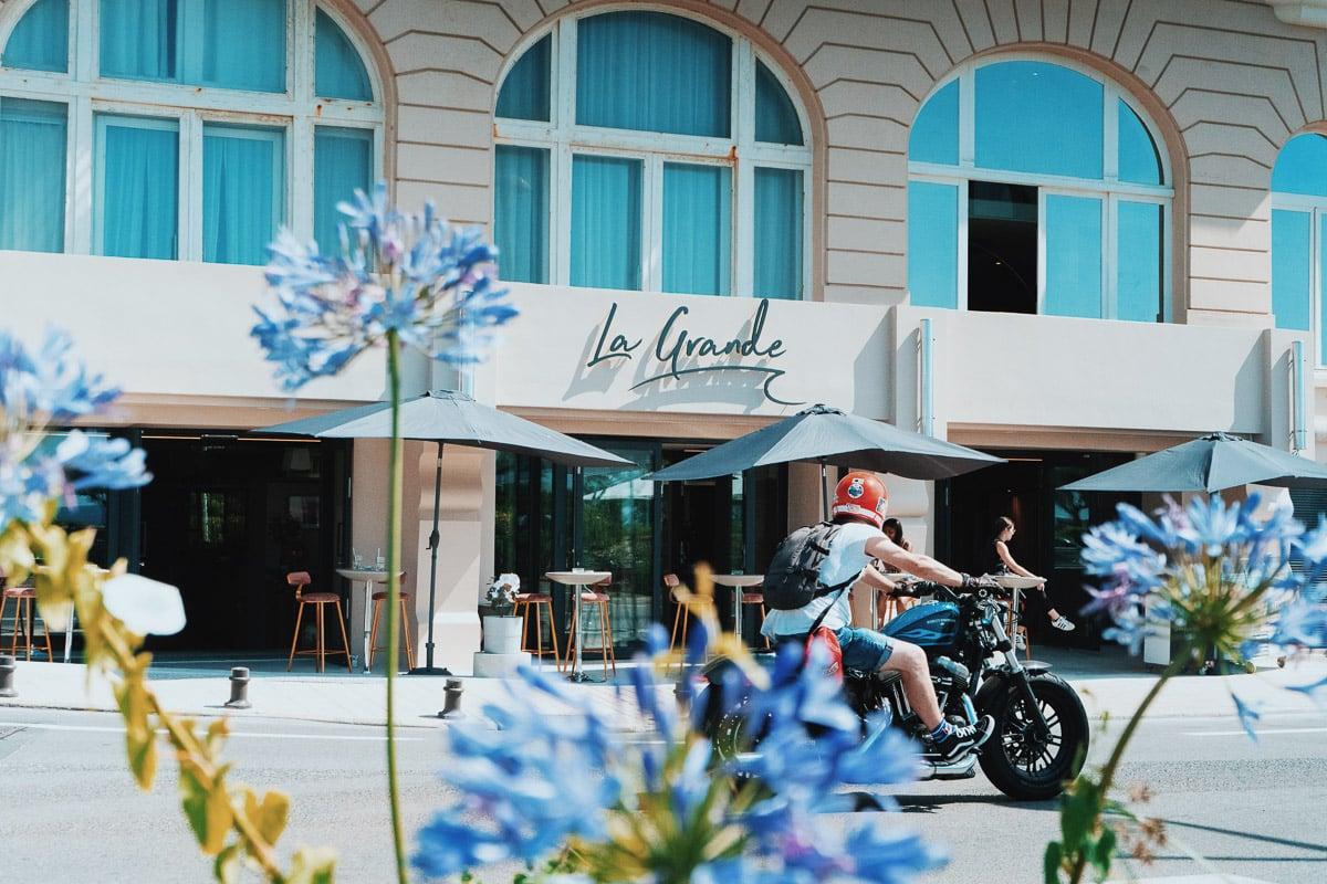 La Grande : nouveau foodcourt à Biarritz