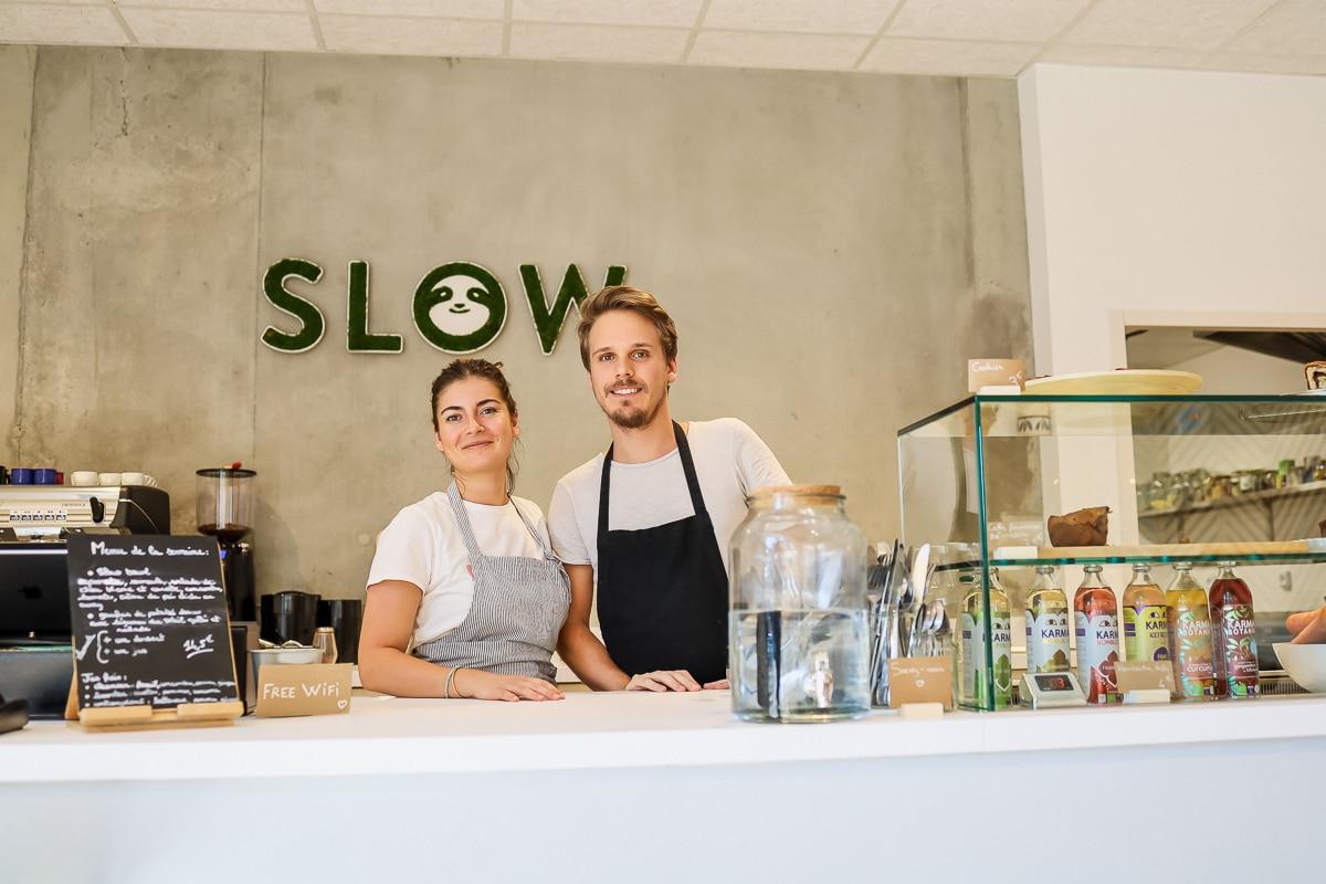 Slow Hossegor : le coffee shop bio, végétal et zéro déchet