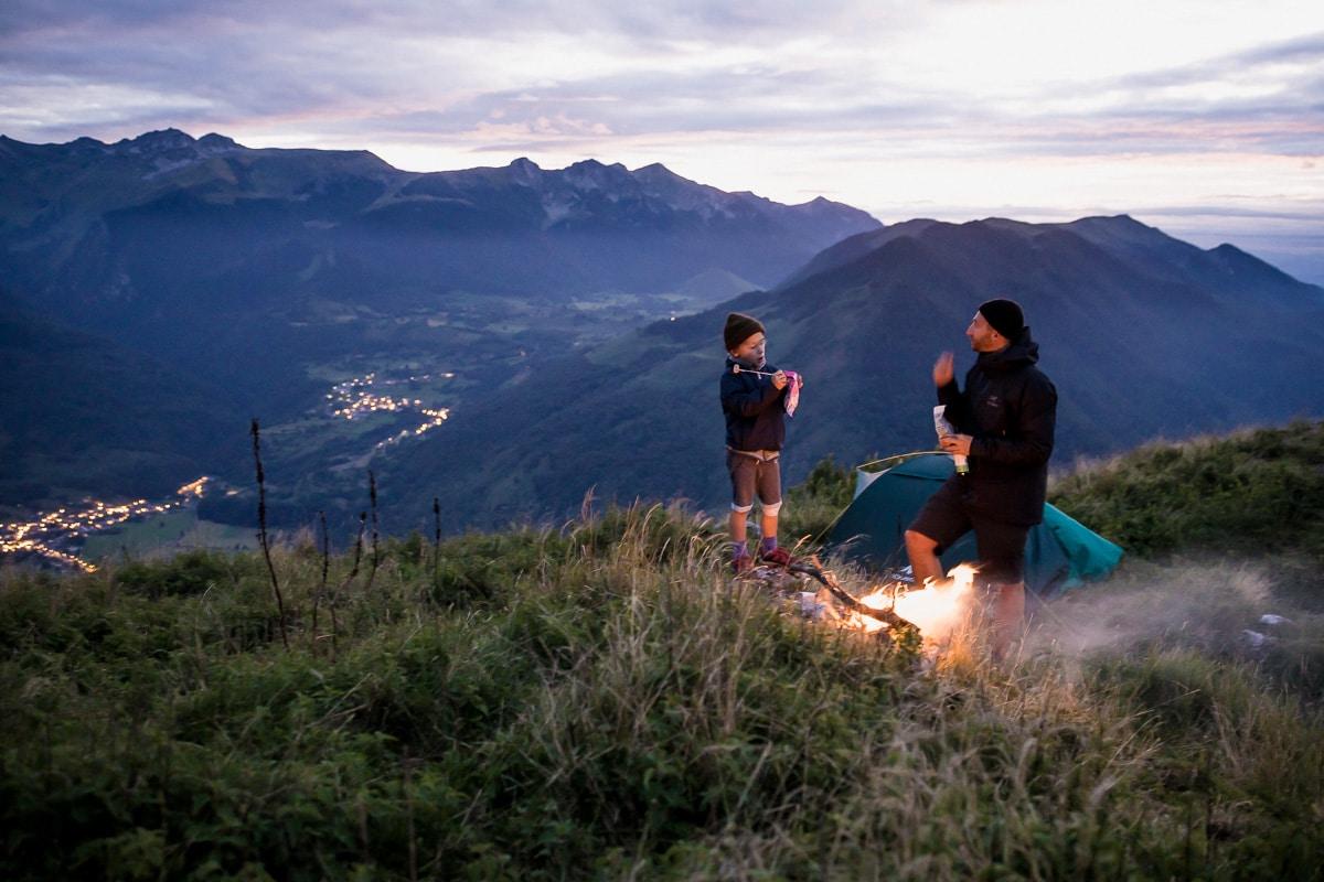 Pic du Rey – Vallée d'Ossau – Pyrénées
