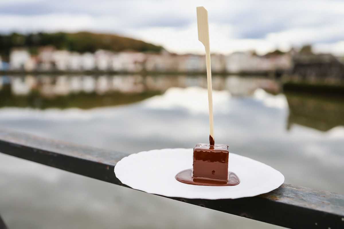 Retour sur «Bayonne fête son chocolat»