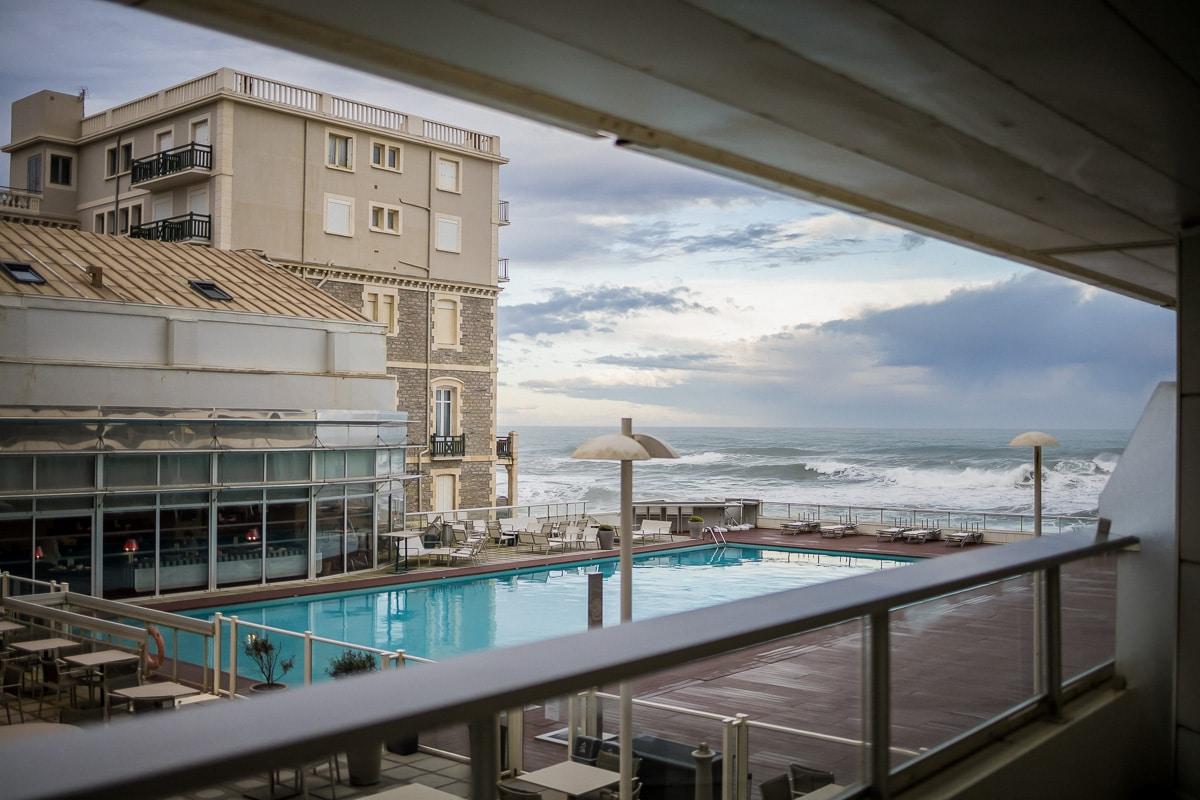 Weekend à Biarritz entre copines logées à l'hôtel Sofitel Miramar