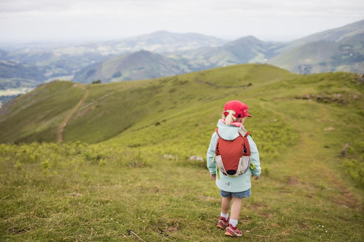 Larla : Une rando pour les tout petits au Pays basque