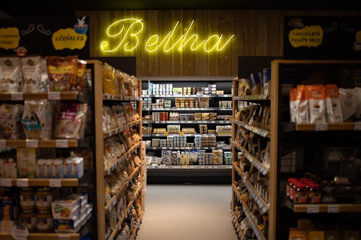 Biocoop ouvre son magasin Belhabio à Saint-Jean-de-Luz