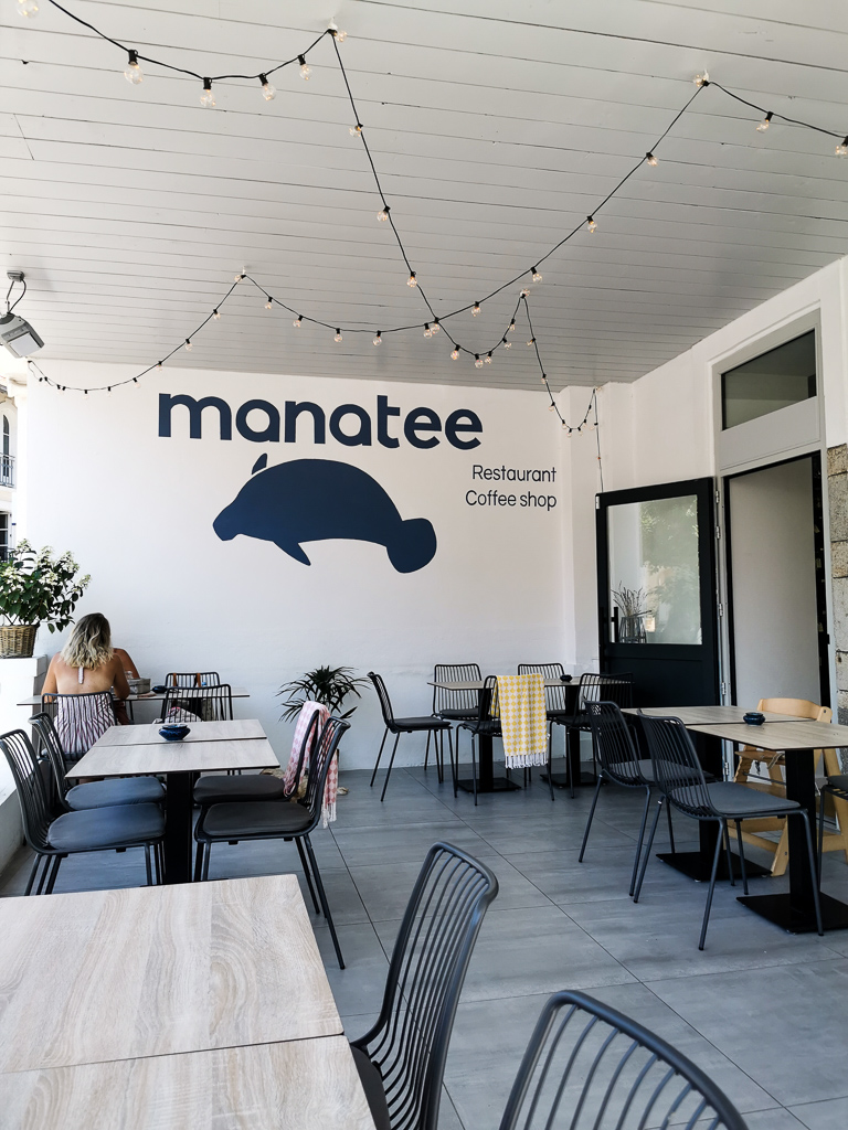 Manatee, restaurant et coffee shop à Biarritz