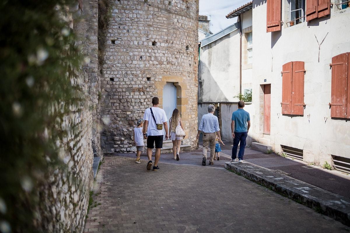 Visite guidée de Bayonne entre amis