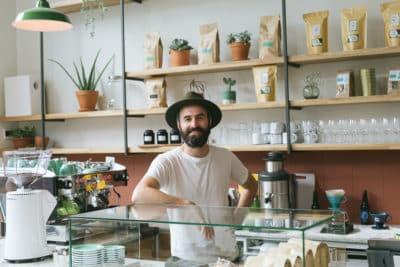 Coffee Muxu à Bayonne : la nouvelle adresse pour déguster du bon café et bruncher au Pays basque.