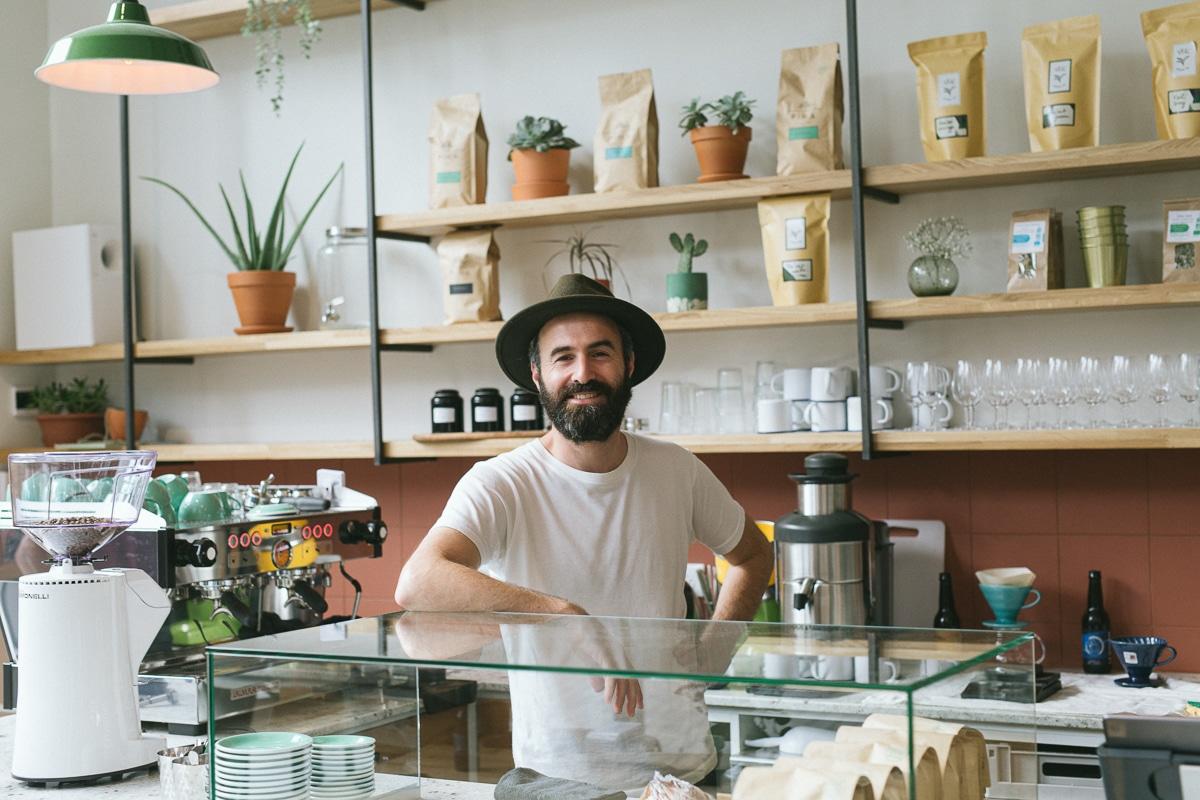 Coffee Muxu à Bayonne : café, brunch et etxea !