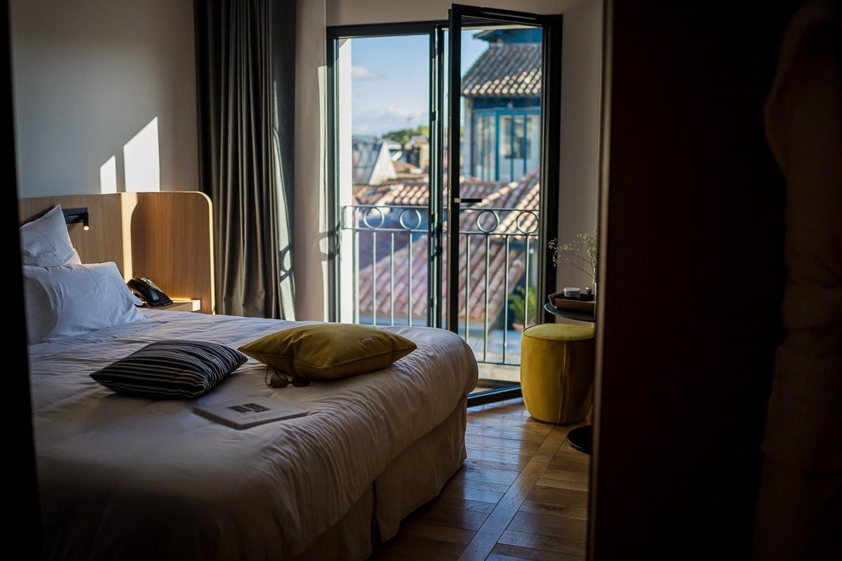 Nouveau à Bayonne : L'hôtel Villa KOEGUI
