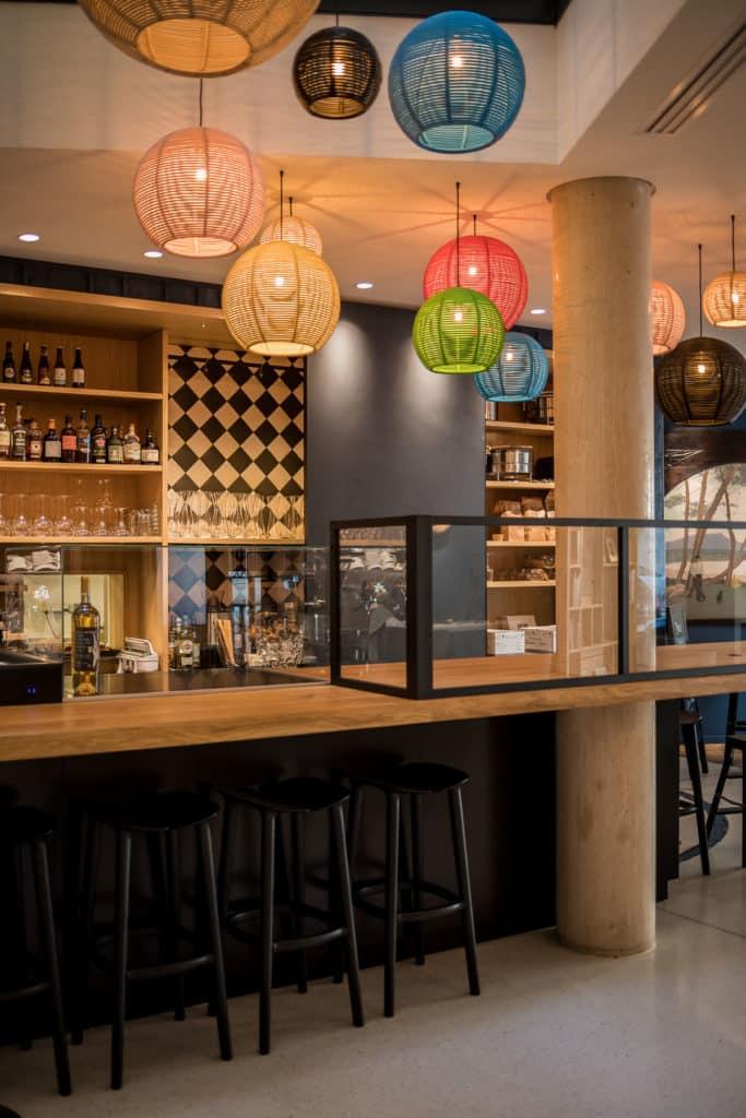 Hôtel villa Koegui 4 étoiles à Bayonne et son restaurant de pintxos Le Carré