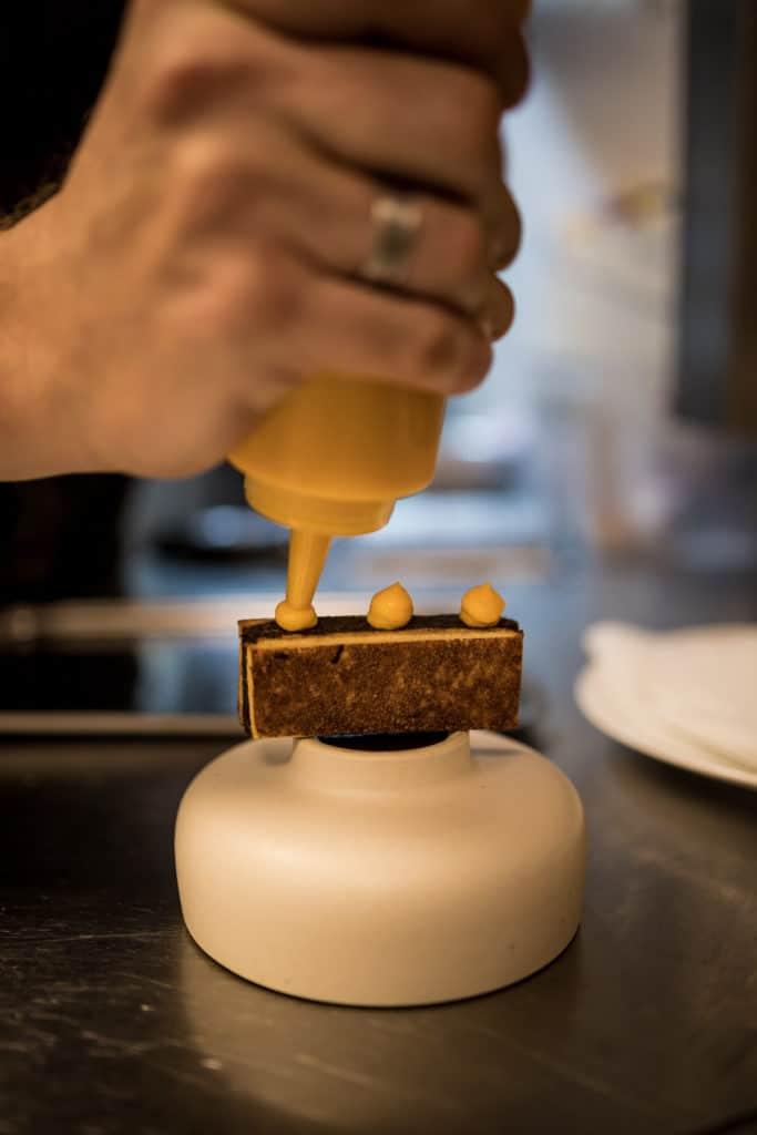 Hôtel villa Koegui 4 étoiles à Bayonne et son restaurant de pintxos Le Carré, champion du monde