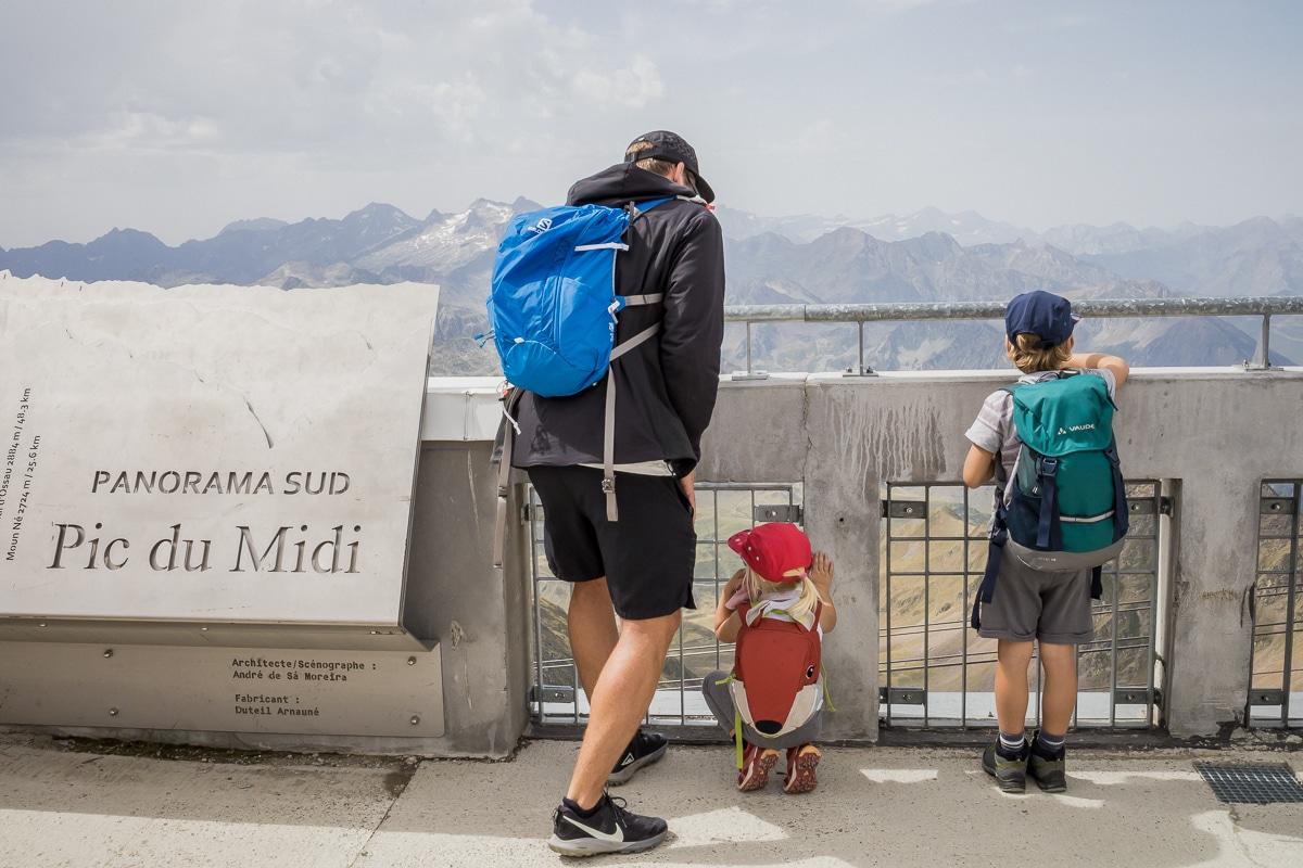 Le Pic du Midi en journée et en famille