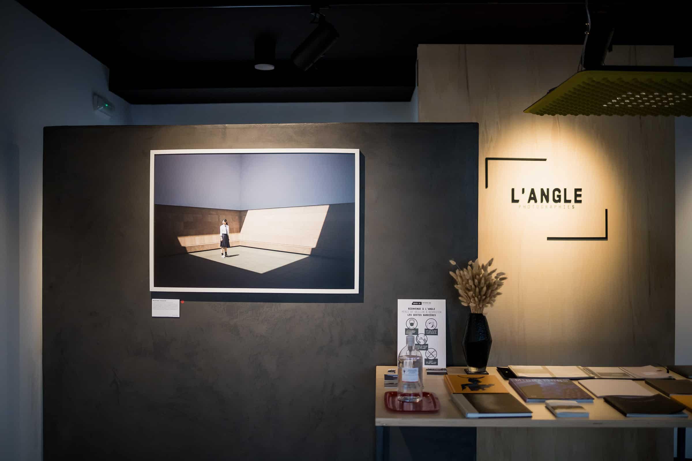 L'Angle Photographies : galerie d'art à Hendaye