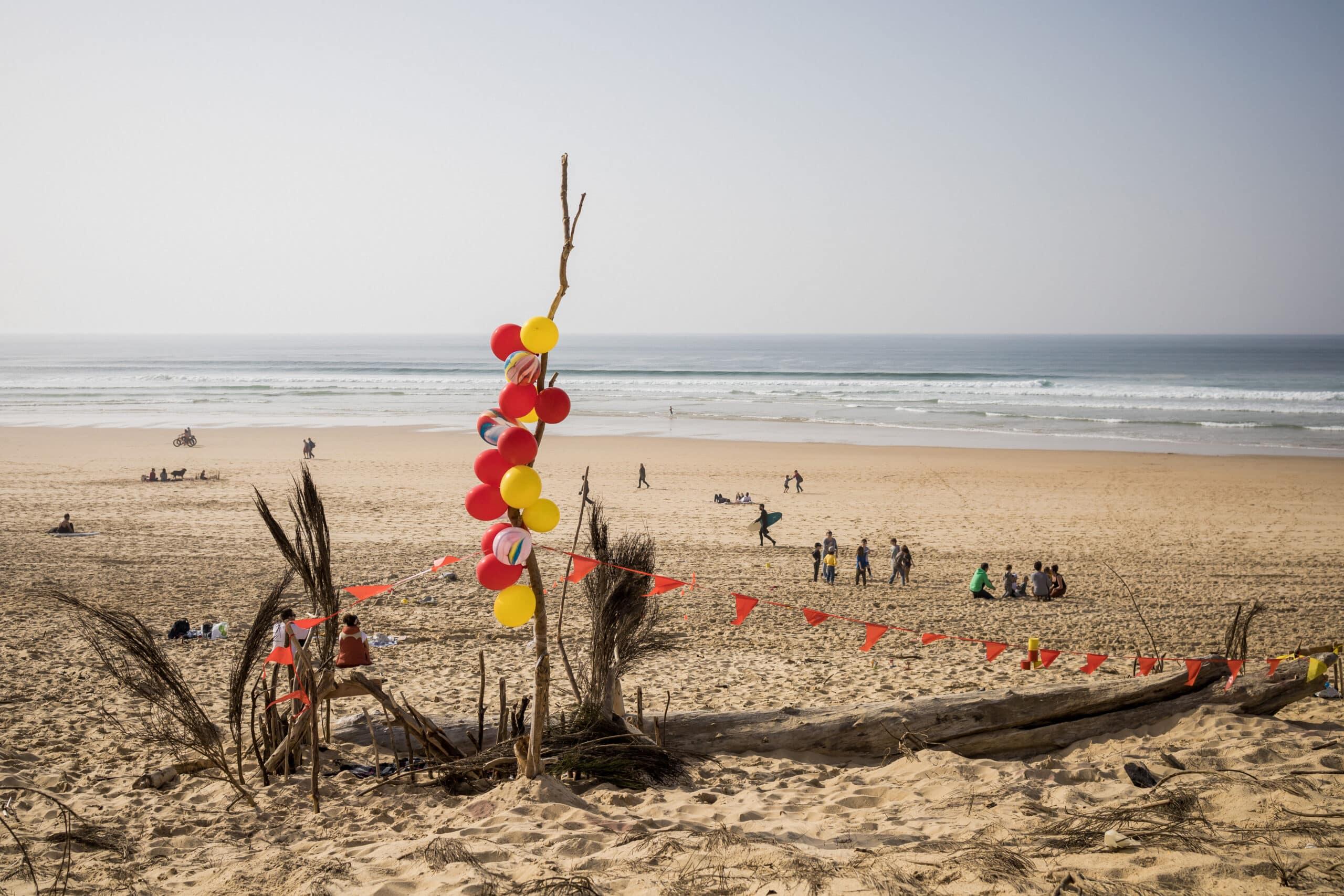 Un anniversaire Koh Lanta sur la plage !