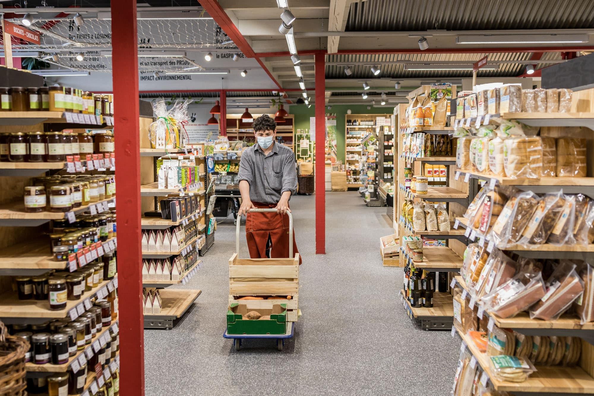 Naturalia Bayonne : une autre façon de consommer bio et responsable